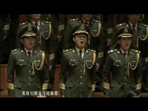 草原呀草原 Полюшко-поле Polyushka Polye [汉语 Chinese version]