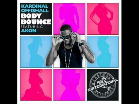 Kardinal Offishall Feat. Akon - Body Bounce (Instrumental)