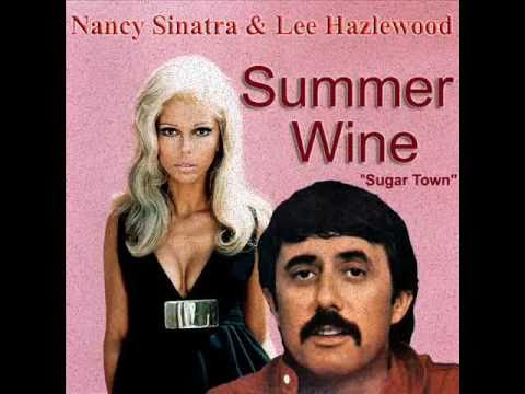 Nancy Sinatra & Lee Hazlewood - Summer Wine ((( HQ AUDIO ))) [ Slide Show ]