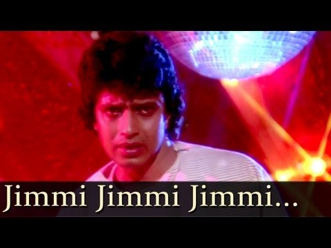 Disco Dancer - Jimmi Jimmi Jimmi Aaja Aaja Aaja Aaja Re Mere - Parvati Khan