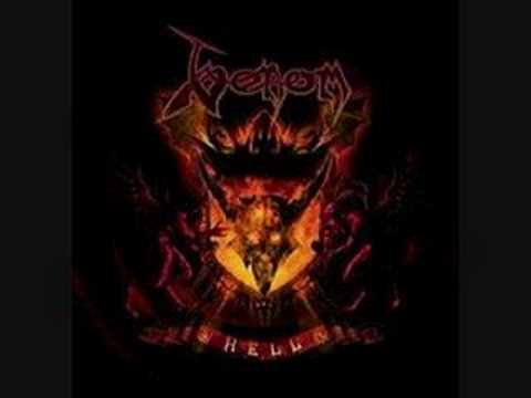 Venom - Hand of God