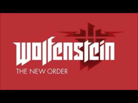 Wolfenstein: The New Order ~ Reveal Trailer Music ~ All Along The Watchtower ~ Jimi Hendrix