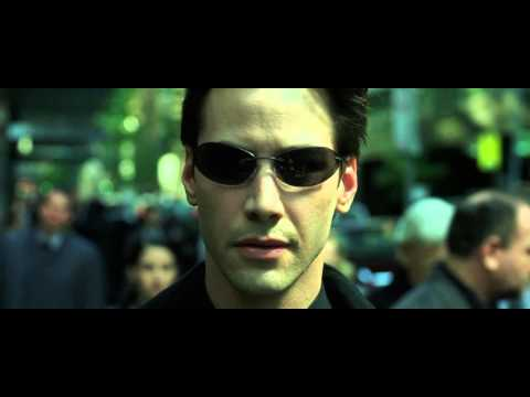The Matrix end credits by Rage Against the Machine