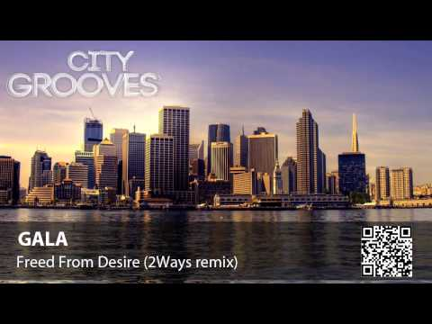 Gala: Freed From Desire (2Ways remix)