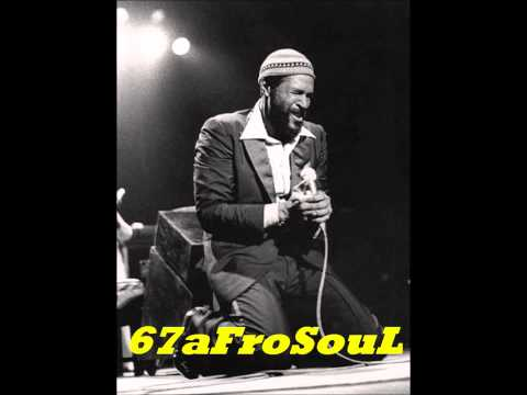 ✿ MARVIN GAYE - A Funky Space Reincarnation (1978) ✿