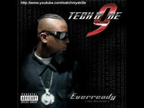 Tech N9ne - Night And Day +LYRICS!!