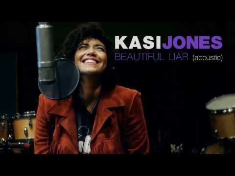 Kasi Jones-Beautiful Liar Acoustic Live Session