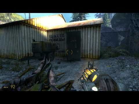 The Orange Box - Half Life 2: Episode Two HD gameplay