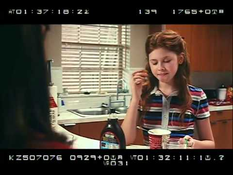 13 Going on 30 - Call from Mom / junk food / long cab ride - Deleted Scene
