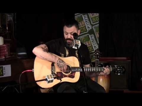 Justin Furstenfeld of Blue October - Hate Me (acoustic)