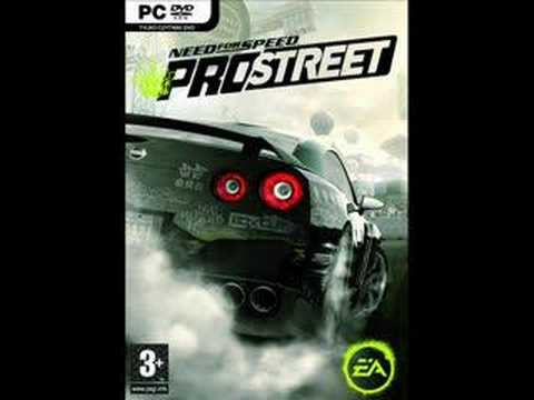 Need For Speed Pro Street Soundtrack - Neon Plastix - On Fire with Lyrics