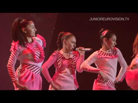 Junior Eurovision 2011 Georgia: Candy - Candy Music