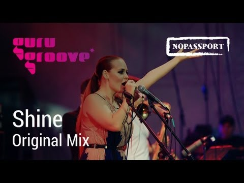 GURU GROOVE FOUNDATION - Shine