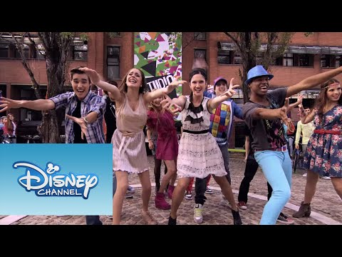 Violetta: Video musical Ven y canta