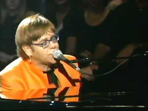 7. Something About The Way You Look Tonight (Elton John - Live at the House Of Blues : 9/19/1997)
