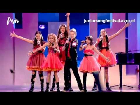 Junior Eurovision Song Contest - Israël: Kids.il - Let The Music Win (2012)