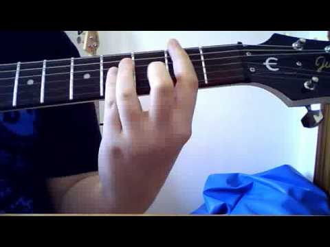 Avril Lavigne - My Happy Ending (Guitar Cover) w/Chords