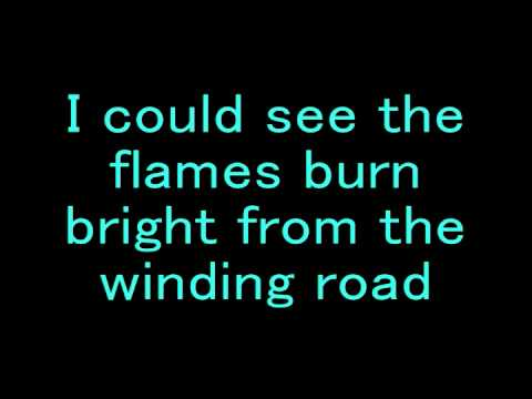 When Angels Fly Away - Cold - Lyrics