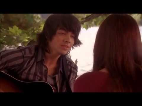 Митчи и Шейн  Деми Ловато и Джо Джонас OST Camp Rock