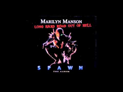 MARILYN MANSON-The Long Hard Road Out Of Hell (Instrumental)