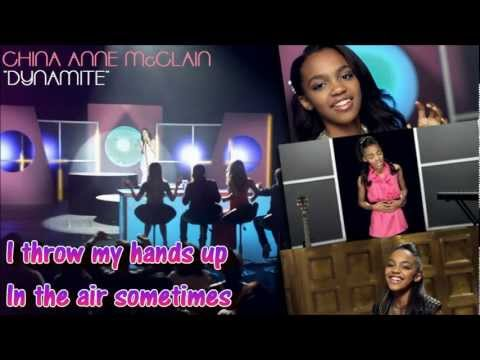 [HD] China Anne McClain -
