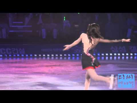 All That Skate Spring 2011 2nd 20110506 - Fever by Beyonce - Yuna Kim