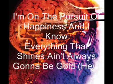 Kid Cudi- Pursuit of Happiness (Nightmare) Ft. MGMT and Ratatat -- Lyrics