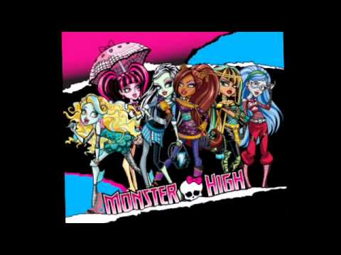 Friday I'll Be Over You with lyrics Monster High