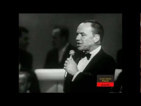 Frank Sinatra (Live) - Get Me To The Church On Time