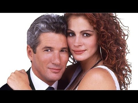 Pretty Woman - Mujer Bonita con Julia Roberts - Musica Roy Orbison (Mejor video)