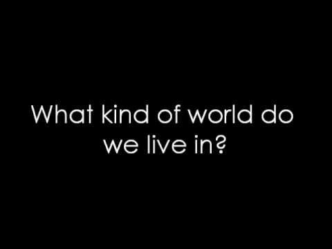 12 Stones - World So Cold (lyrics)